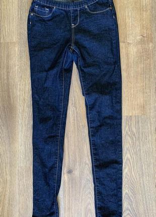 Темно синие джинсы, темні джинси, джинсы, зауженные джинсы.