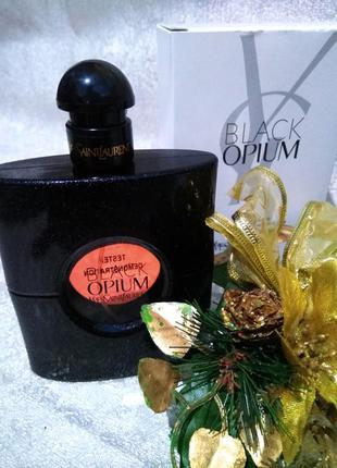 Парфюм  yves saint laurent  black opium (90 ml)