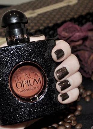 Парфюм yves saint laurent ysl black opium (90 ml)