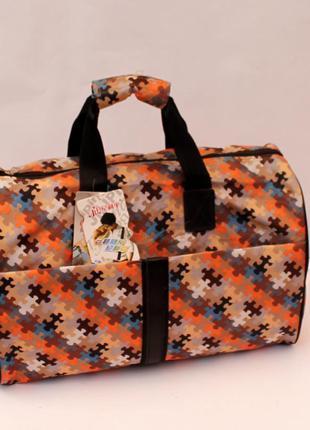 Сумка, дорожная/спортивная сумка, боченок, женская сумка