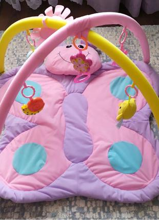 Продам развивающий коврик для девочки