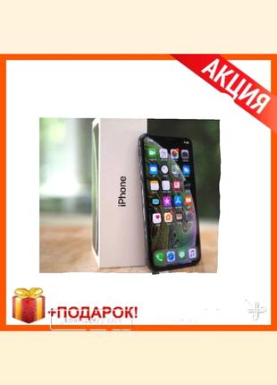 IPhone XS Max, gold. 256gb,  Акція в подаруноу mi band 4