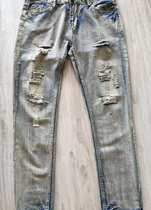 Мужские джинсы Levi's LTD новые, 34 размер