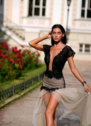 Новое вечернее платье Maruf