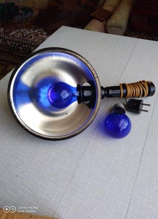 Лампа Минина