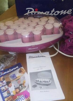 Электробигуди BINATONE HR-24C