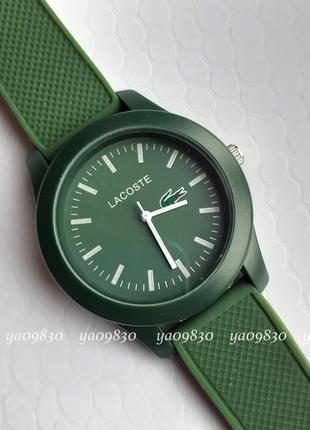 Много расцветок, стильные наручные часы на силиконовом ремешке