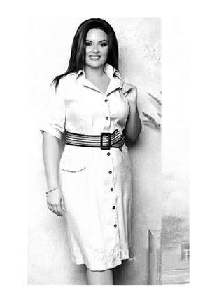 Платье- пиджак на пуговицах