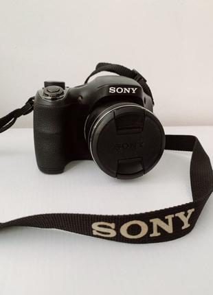 SONY Cyper - Shot H300 Black