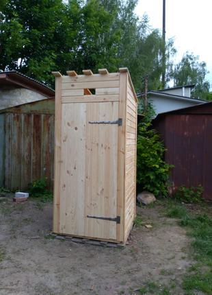 Изготовление и продажа туалетов для дачи и сада !!!