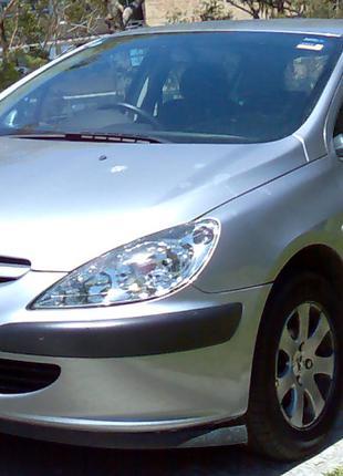 Peugeot 307 Пежо 307 Разборка Запчасти б/у, новые СТО