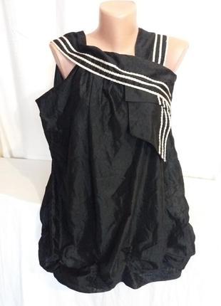 Скидки!!!!!!!  оригинальная вечерняя блузка