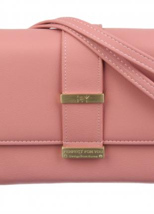 Сумка женская-клатч Forever Young pink 921-486