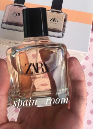 Духи zara oriental/парфюм/туалетная вода/парфуми /