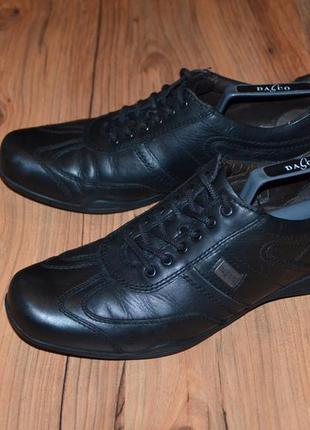 Кроссовки туфли bugatti - 42 размер