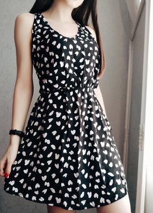 Лёгкое летнее платье 🖤
