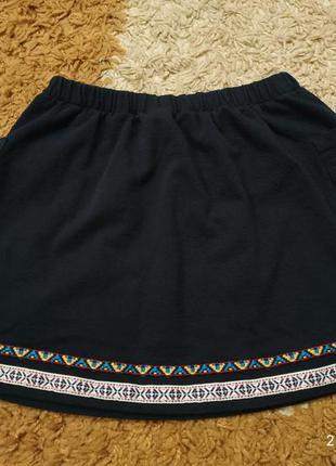 Фирменная юбка palomino на 8-9 лет   (можно раньше)