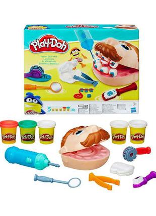 Play-Doh мистер Зубастик,плейдо,плэй дох