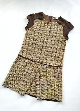 Платье школьное на девочку 14-16 лет 162 см mayoral