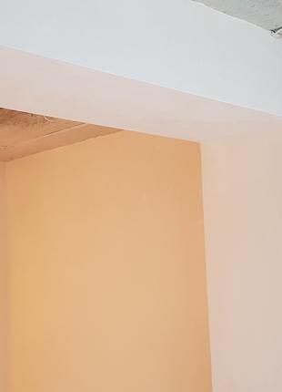 Беспесчанка.Шпаклевка стен,потолков под обои, покраску.Киев.Цены.