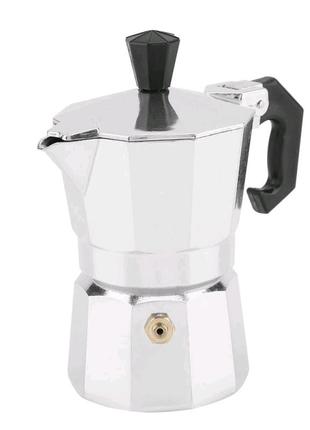 Кофеварка гейзерная. А-плюс. 6 чашек.