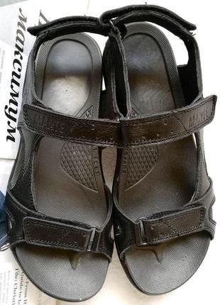Mante Xbiom Супер! Подростковые сандалии Манте летние из натураль
