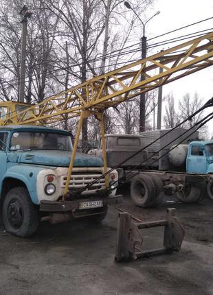 Автокран КС-2561К на базі ЗІЛ 130