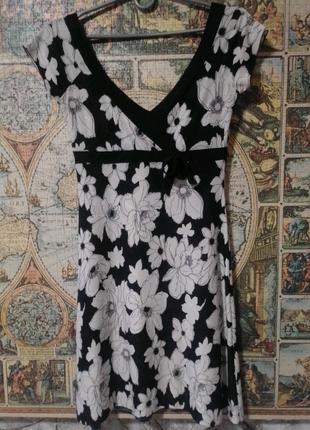 Женское легкое летнее платье