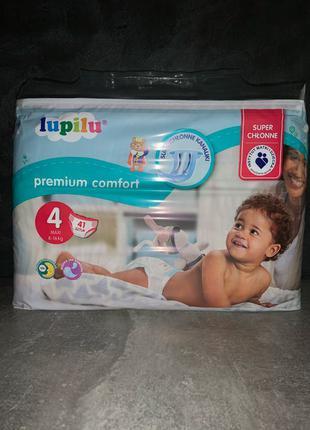Lupilu premium comfort 4 размер