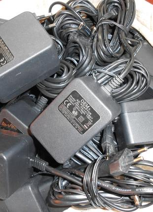 Трансформаторные блоки питания 9 - 12 V