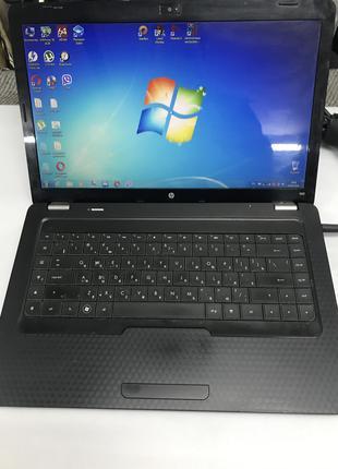 Ноутбук HP G62 с мощным процессором Pentium и большим 15 экраном