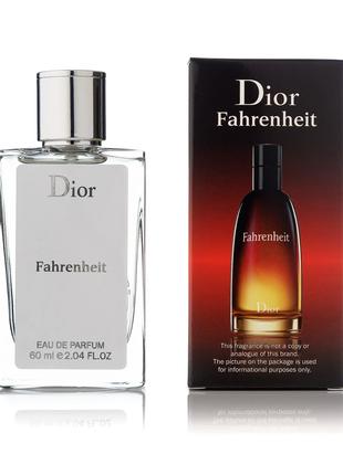 Мужской парфюм  Fahrenheit - 60 мл