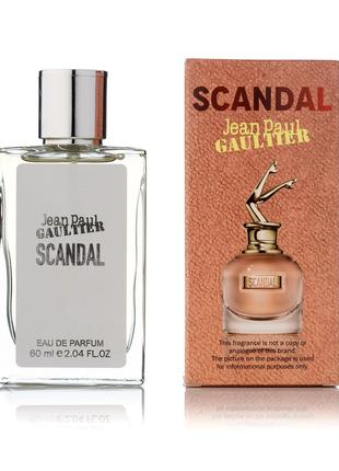 Женский мини парфюм Jean Paul Gaultier Scandal - 60 мл
