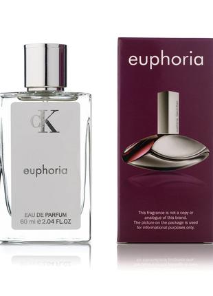 Женский парфюм  Calvin Klein Euphoria - 60 мл