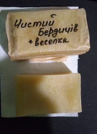 Мыло-шампунь Чистый Бердичев