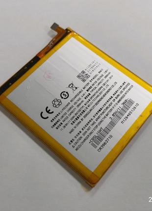Батарея Meizu M5s ba612 100% оригинал