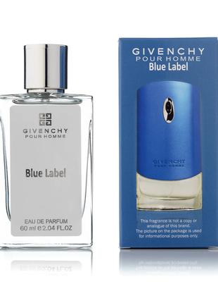 Мужской парфюм Blue Label - 60 мл