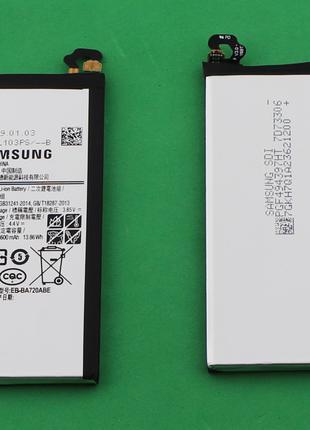 Аккумулятор, батарея АКБ для телефона Samsung A720 Galaxy A7 2017