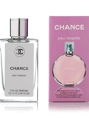 Женский парфюм  Chance Eau Tendre - 60 мл