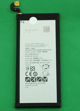 Аккумулятор, батарея, АКБ для Samsung G920 Galaxy S6 (2550 mAh)