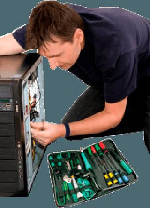 Компьютерный мастер, Ремонт ноутбука и ПК. Установка Windows