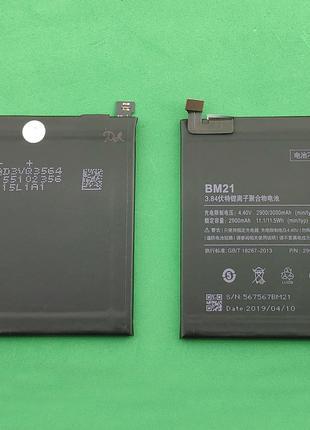 Аккумулятор, батарея, АКБ для Xiaomi Mi Note, BM21 усиленная