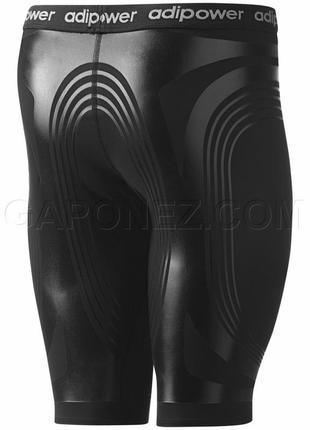 Компрессионные шорты adidas techfit powerweb w39919