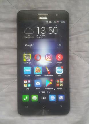 Продам телефон ASUS ZenFone 6. Экран 6, оперативы 2гб встоеной 16