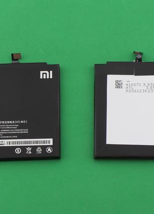Аккумулятор, батарея, АКБ для телефона Xiaomi Mi4i, BM33