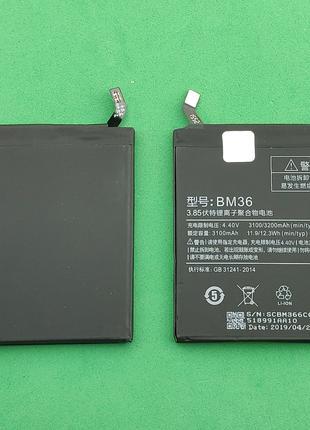 Аккумулятор, батарея для телефона Xiaomi Mi 5S, BM36 (3100 mAh)