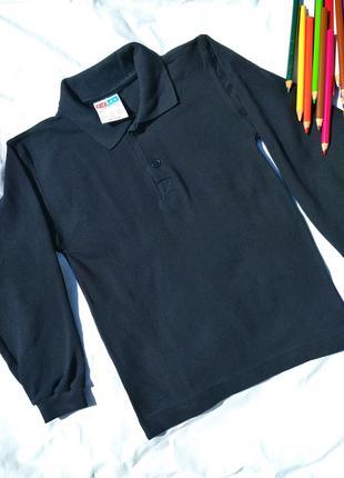 Поло с длинными рукавами для мальчика 3-4 лет. ricara