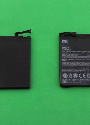 Аккумулятор, батарея, АКБ для телефона Xiaomi Mi6, BM39