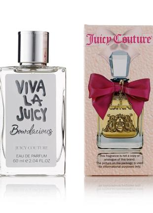 Женский мини парфюм Juicy Couture Viva La Juicy - 60 мл
