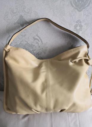 Vip!!! роскошная большая кожаная сумка cromia, италия оригинал...